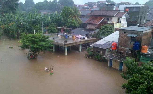 Banjir Di Pejaten
