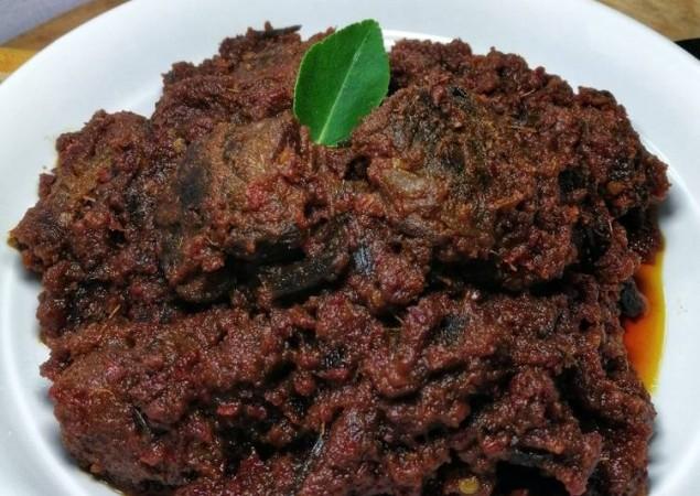 daging sapi khas Nusantara