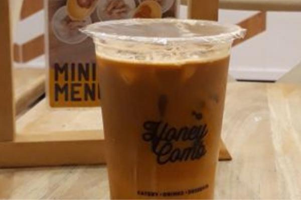 Minuman Racikan Dari kopi