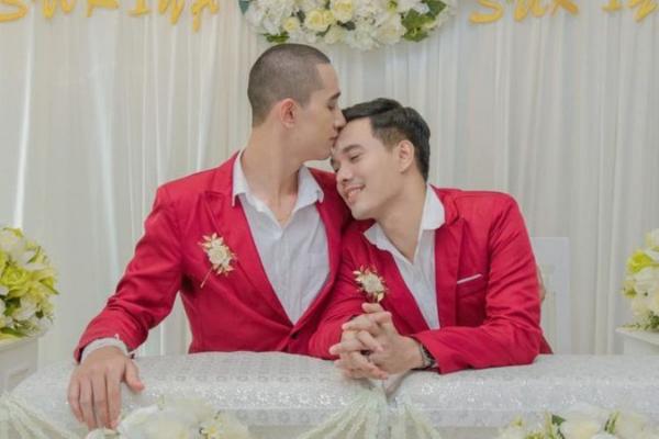 Pernikahan Gay Di Thailand