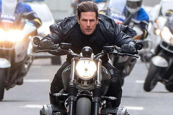 Tom Cruise Ngamuk