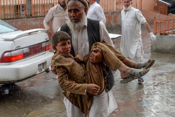 Ledakan Bom Di Afghanistan
